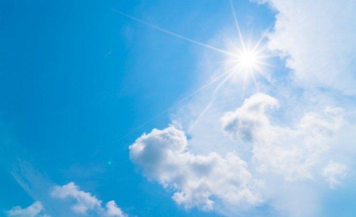 A semana termina com sol e umidade relativa do ar baixa em Santa Catarina