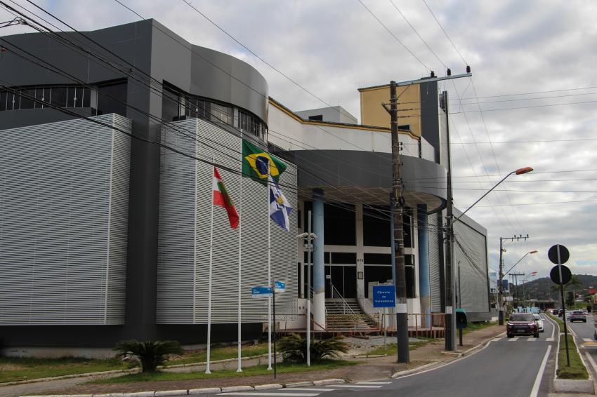Câmara de Vereadores de Balneário Camboriú