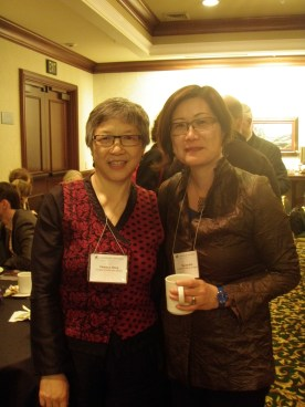 Cambria Press Sinophone World Series Reception: Chaohua Wang and Shu-mei Shih