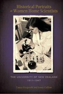 Cambria Press Tanya Fitzgerald Jenny Collins Women Home Scientists New Zealand