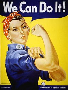 We Can Do It!