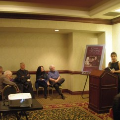 Cambria Press Sinophone World Series Reception: Rebecca Shuang Fu's Speech about China and Beyond, the book she compiled in honor of Victor Mair's 70th birthday