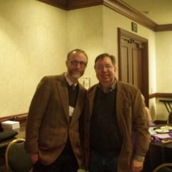 Cambria Press Sinophone World Series Reception: Jonathan Stalling and Christ Lupke