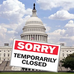 US Government Shutdown 2013 - Tough Times for the President
