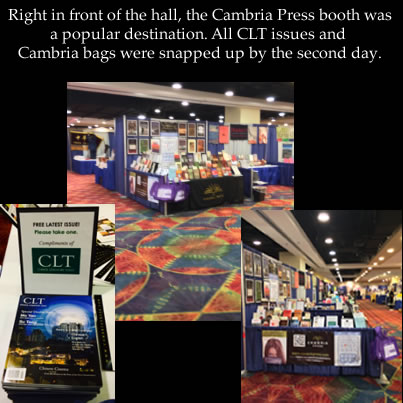 Cambria Press academic publisher AAS 2014 Conference