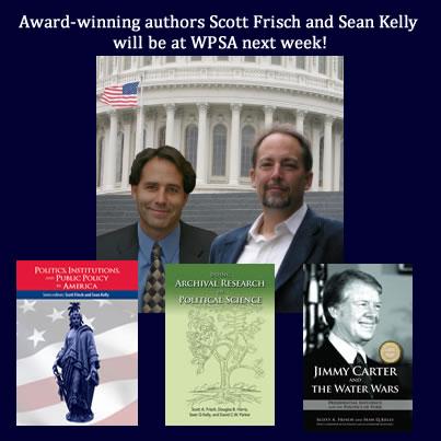 Cambria Press Scott Frisch Sean Kelly