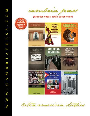 Latin American Studies Cambria Press academic publisher