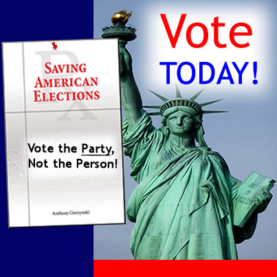 American Elections Vote