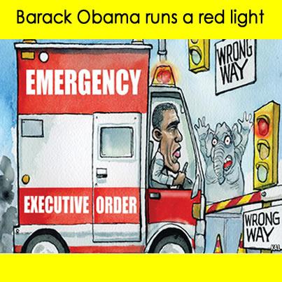 Barack Obama Immigration filibuster