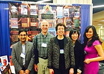 Toni Tan Cambria Press Asian Studies Sinophone AAS Victor Mair Tansen Sen Jennifer Crewe Jiajia Wang