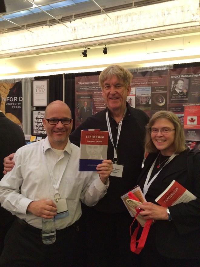 Cambria Press publication Thomas Cronin Janet Martin Tony Mathias #APSA2015 political science book