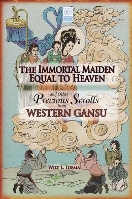 Wilt Idema author Cambria Press book publication baojuan precious scrolls China Sinologist