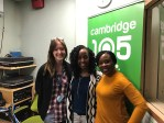 105 Drive with Julian Clover: Cambridge University Gospel Choir