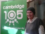 105 Drive with Leigh Chambers: Cambridge Literary Festival