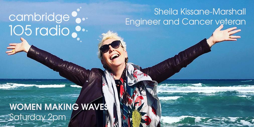 Women Making Waves Sheila Kissane-Marshall 2