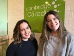 Suzie Thorpe: Vloggers Lizzie Woodman and Sophie Kate