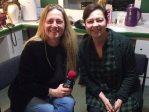 Nicola Upson meets Tessa Peake-Jones