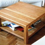 american cherry coffee table