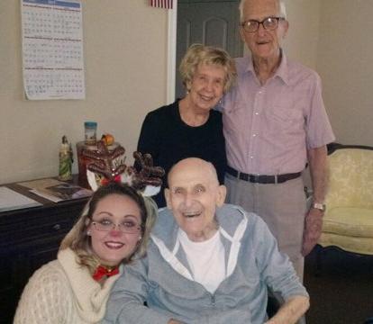 In Home Care Dallas - Dallas Caregivers