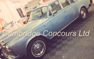 Rolls Royce Full Interior Restore