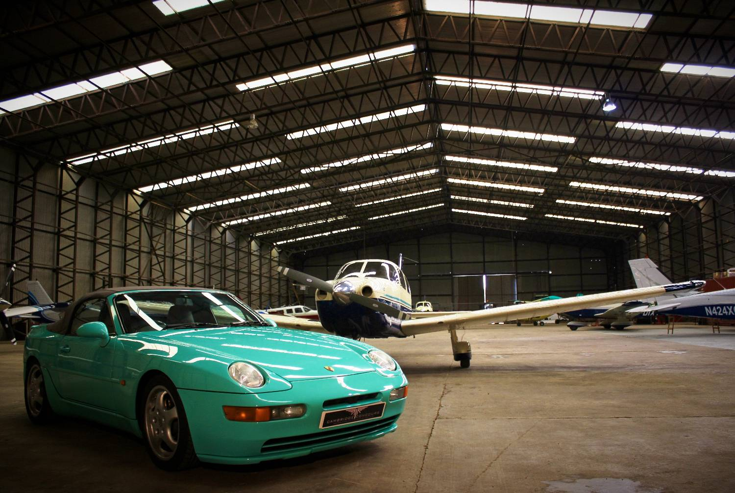 Concours Jet & Plane Cleaning