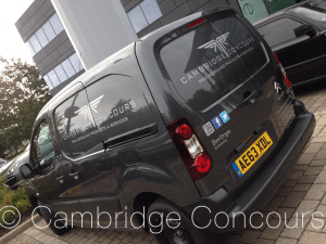 Cambridge Concours Mobile valeting & detailing - Essex