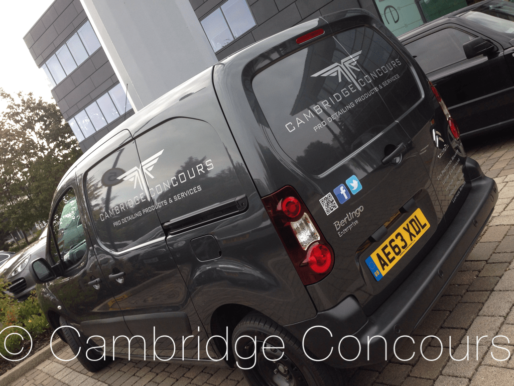 Cambridge Concours Mobile valeting & detailing - Essex