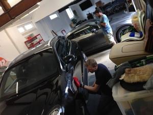 Car Cleaning & Detailing workshops & training Cambridge