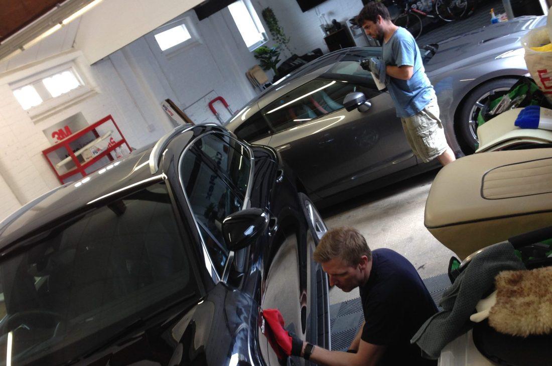 Car cleaning & detaling courses london - cambridge - hertfordshire - essex