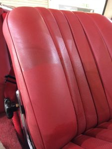 Car Leather Cleaning Essex