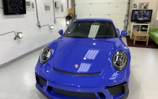 Porsche 991.2 GT3 Paint Protection