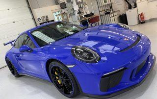 Porsche 991 2 GT3 Paint Protection