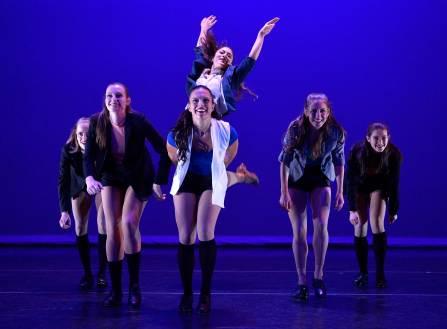 Hot Damn by Cambridge Dance Company