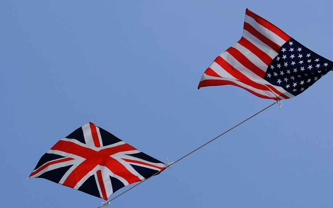 イギリス英語とアメリカ英語、なんで違うの?