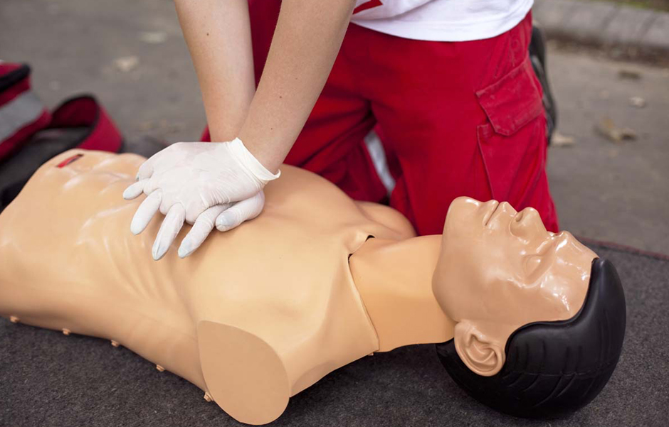 CPR & First Aide Training