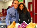 Happy Diwali! Thank you Mrs. Ranu for the treats!