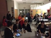FreshGrade Friday - teacher collaboration meeting.