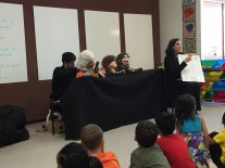 Puppet presentation aims to demystify Autism