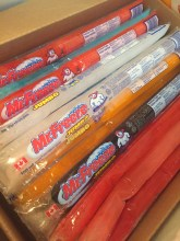 Getting freezies ready for Sports Day!