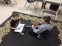 Working at Literacy Centres
