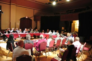 Chamber of Commerce Board Meeting @ Hubbard Hall Center for the Arts Freight Yard