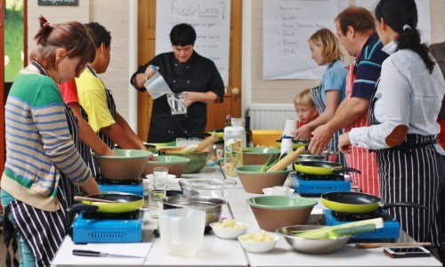 Making the Most of Food – Half-term Cooking Workshop