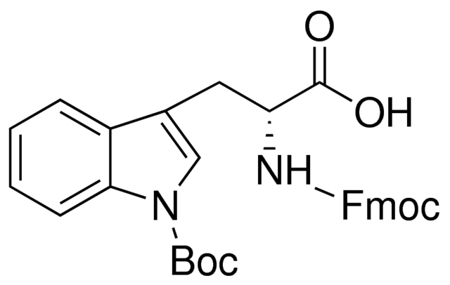 Fmoc-D-Trp(Boc)-OH