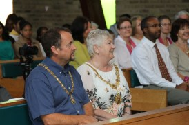 Cambridge 90 Years Celebration with Mayor Gerri Bird