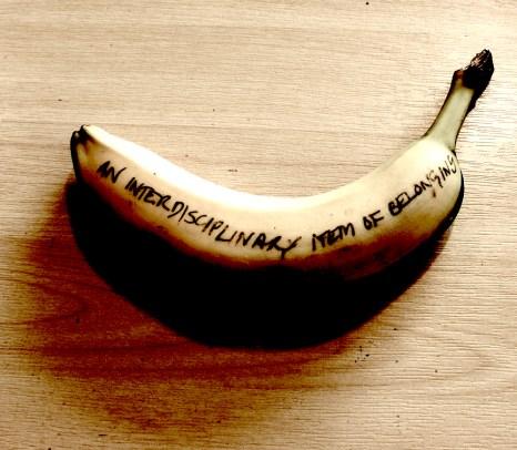 belonging banana