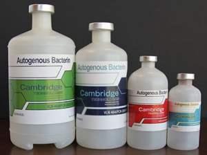 Cambridge Technologies Vaccine Bottles