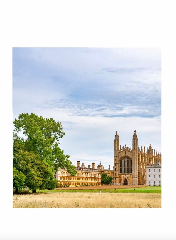 picture of kings college