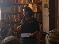 Rita Banerjee introduces Shields and Recourse'