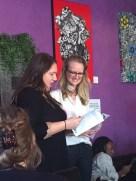 Heather O'Neill & Jessica Piazza