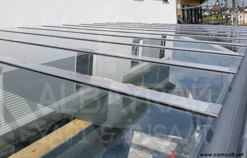 cam cati 1 300x192 - Şeffaf Çatı